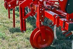 Аграрное оборудование. Детали 93 Стоковое Изображение