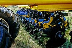аграрное оборудование Детали 92 Стоковая Фотография RF