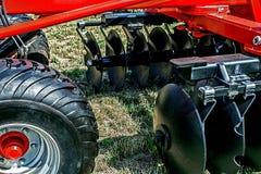 аграрное оборудование Детали 94 Стоковое Изображение