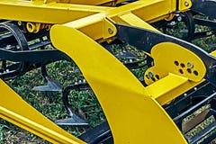 аграрное оборудование Детали 99 Стоковые Фото
