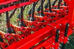 аграрное оборудование Детали 97 Стоковые Фотографии RF
