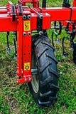 аграрное оборудование Детали 46 Стоковое Изображение RF