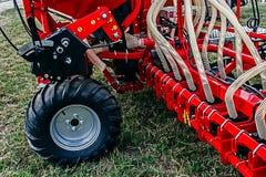аграрное оборудование Детали 52 Стоковое фото RF