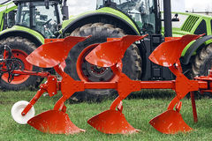 Аграрное оборудование. Деталь 139 Стоковые Изображения RF