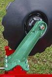 Аграрное оборудование. Деталь 146 Стоковые Фото