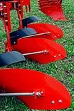 аграрное оборудование Деталь 193 Стоковая Фотография