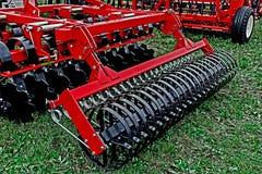 аграрное оборудование Деталь 178 Стоковые Изображения RF