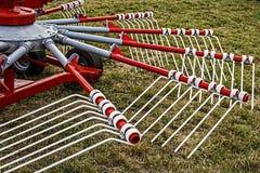 аграрное оборудование детали 6 Стоковые Фотографии RF