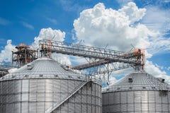 аграрное промышленное Стоковые Изображения RF