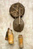 аграрные инструменты фарфора Стоковые Фотографии RF
