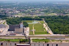 Аграрный завод Стоковая Фотография RF
