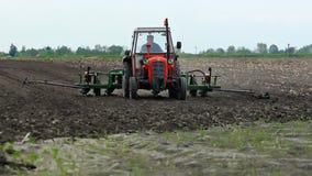 Аграрный работ-засев видеоматериал