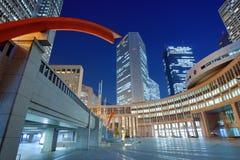 Агрегат столичного жителя Токио Стоковое Изображение