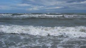 Адриатическое море Италии Стоковая Фотография