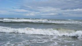 Адриатическое море Италии Стоковые Фотографии RF