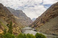 ад s каньона стоковое изображение
