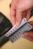 Азартная игра дела, деловой риск Стоковое Фото