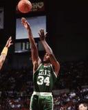 Азартная игра Кевина, Celtics Бостона Стоковые Изображения RF