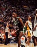 Азартная игра Кевина, Celtics Бостона Стоковое Фото