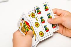 Азартная игра Стоковое Изображение