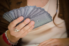 Азартная игра Стоковые Фото