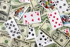 азартная игра стоковые изображения