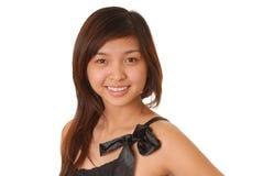 азиатская девушка симпатичная стоковые изображения rf