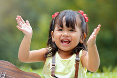 азиатская девушка Стоковая Фотография