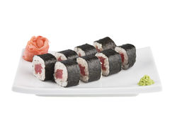 азиатская еда Стоковое Фото