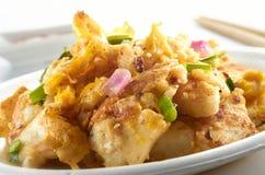 Азиатская еда лоточницы стоковое изображение rf