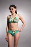 азиатская женщина бикини Стоковые Фото