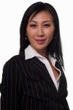 азиатская женщина дела Стоковые Фото