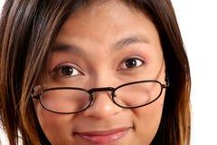 Азиатская женщина Стоковые Фото