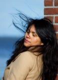 азиатская красивейшая женщина стоковое фото