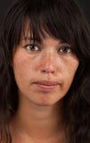 азиатская красивейшая женщина Стоковая Фотография