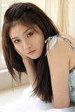 азиатская красотка Стоковые Фотографии RF