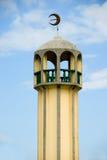 азиатская мечеть минарета стоковая фотография rf