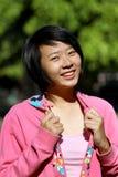 азиатская милая девушка Стоковое фото RF
