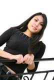 азиатская милая женщина Стоковые Фотографии RF