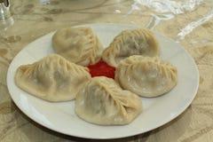 Азиатская национальная еда Стоковые Фотографии RF
