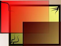 азиатская предпосылка цветастая Стоковая Фотография RF