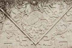Азиатская предпосылка могилы искусств стоковая фотография