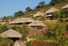 азиатская спа курорта стоковое изображение rf