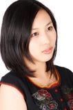 азиатская девушка Стоковое Изображение RF