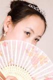 азиатские девушки Стоковые Фото