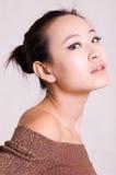 азиатские девушки Стоковое Фото