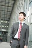 азиатские детеныши бизнесмена Стоковые Фото