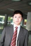 азиатские детеныши бизнесмена Стоковая Фотография RF