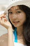 азиатские детеныши женщины портрета Стоковые Фотографии RF
