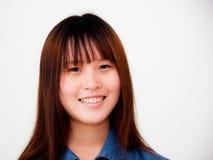 азиатские детеныши женщины стоковые фотографии rf